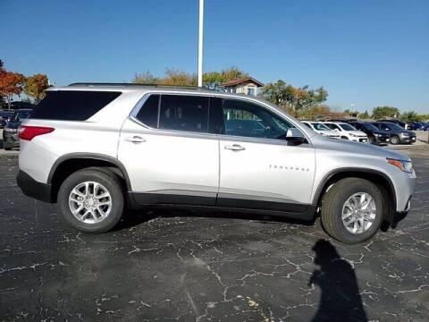 2020 Chevrolet Traverse for sale at Hawk Chevrolet of Bridgeview in Bridgeview IL