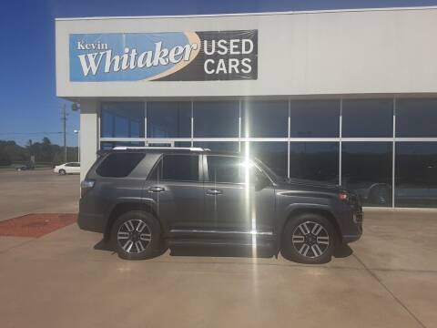2014 Toyota 4Runner for sale at Kevin Whitaker Used Cars in Travelers Rest SC