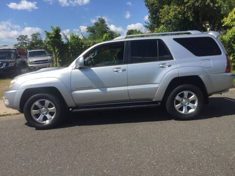 2005 Toyota 4Runner for sale at New Jersey Auto Wholesale Outlet in Union Beach NJ