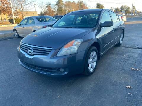 2009 Nissan Altima for sale at Plaistow Auto Group in Plaistow NH