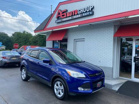 2013 Ford Escape for sale at AG AUTOGROUP in Vineland NJ