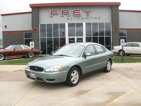 2006 Ford Taurus for sale at Frey Automotive in Muskego WI