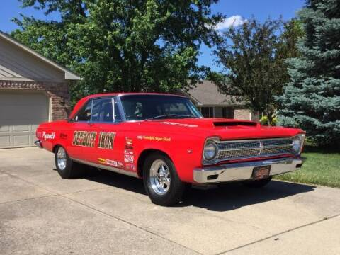 1965 Plymouth Satellite for sale at Classic Car Deals in Cadillac MI