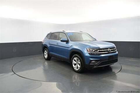 2019 Volkswagen Atlas for sale at Tim Short Auto Mall in Corbin KY