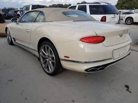 2020 Bentley Continental for sale at STS Automotive - Miami, FL in Miami FL