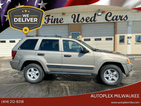 2005 Jeep Grand Cherokee for sale at Autoplex 3 in Milwaukee WI