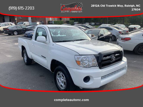 2009 Toyota Tacoma for sale at Complete Auto Center , Inc in Raleigh NC