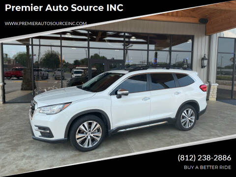 2020 Subaru Ascent for sale at Premier Auto Source INC in Terre Haute IN