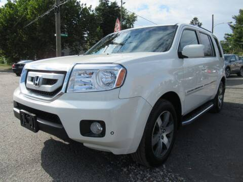 2013 Honda Pilot for sale at PRESTIGE IMPORT AUTO SALES in Morrisville PA