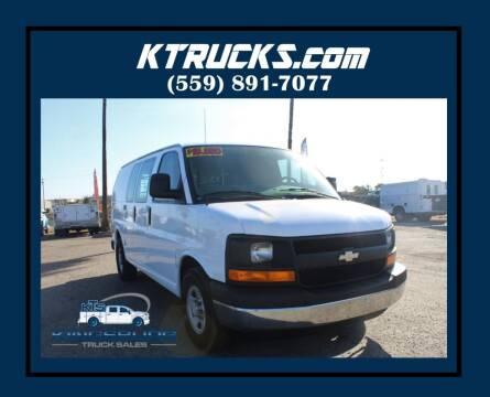 2008 Chevrolet Express Cargo for sale at Kingsburg Truck Center in Kingsburg CA