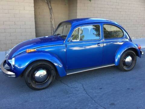 1971 Volkswagen Beetle for sale at Classic Car Deals in Cadillac MI