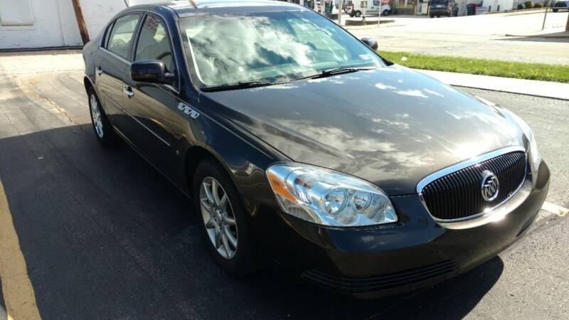 2008 Buick Lucerne for sale at Graft Sales and Service Inc in Scottdale PA