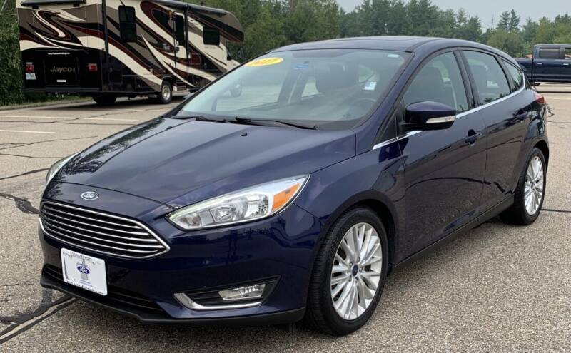 2017 Ford Focus for sale at Father & Sons Auto Sales in Leeds NY