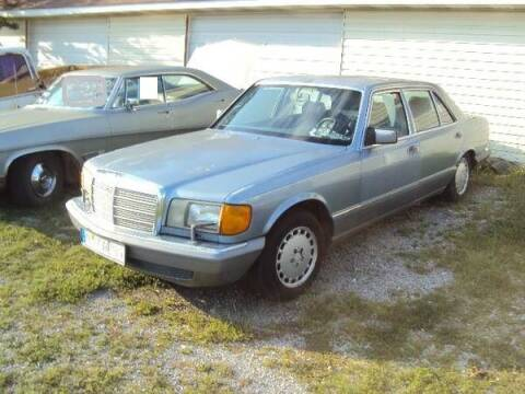 1985 Mercedes-Benz 560-Class for sale at Haggle Me Classics in Hobart IN