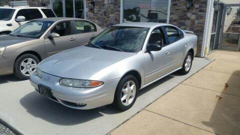 2003 Oldsmobile Alero for sale at Cub Hill Motor Co in Stewartstown PA
