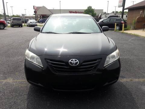 2007 Toyota Camry for sale at Discount Auto World in Morris IL