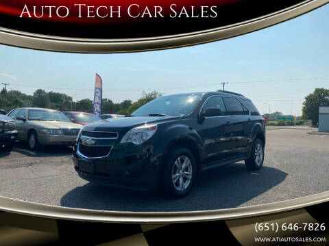 2013 Chevrolet Equinox for sale at Auto Tech Car Sales in Saint Paul MN