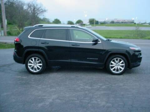 2015 Jeep Cherokee for sale at Westview Motors in Hillsboro OH