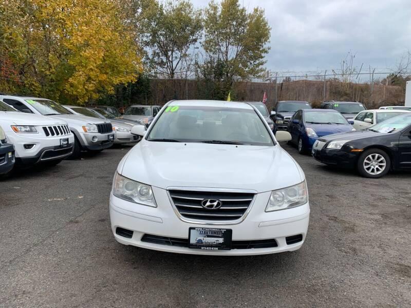 2010 Hyundai Sonata for sale at 77 Auto Mall in Newark NJ