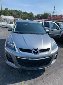 2010 Mazda CX-7 for sale at Country Auto Sales Inc. in Bristol VA
