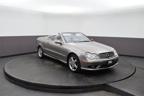 2004 Mercedes-Benz CLK for sale at M & I Imports in Highland Park IL