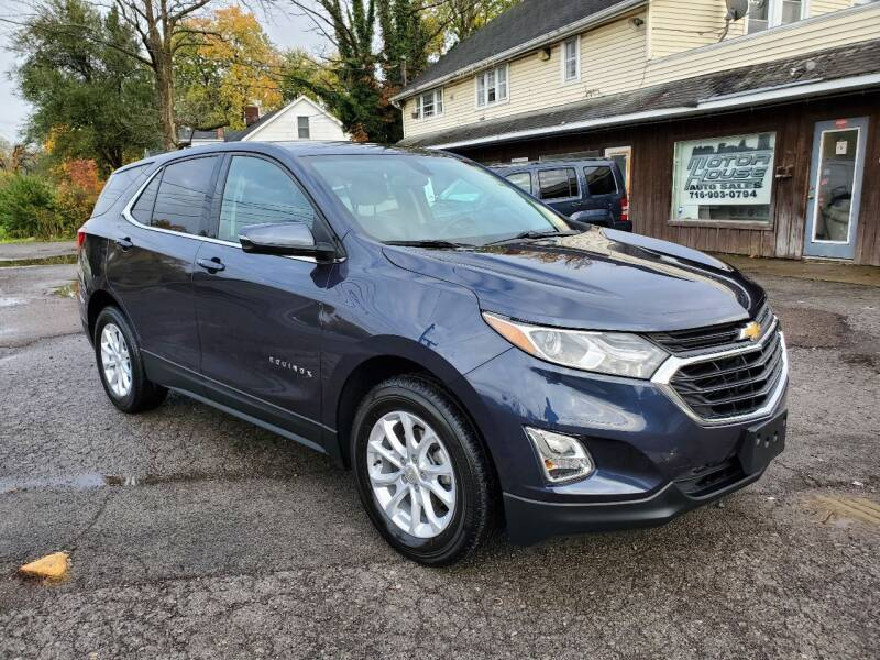 2018 Chevrolet Equinox for sale at Motor House in Alden NY