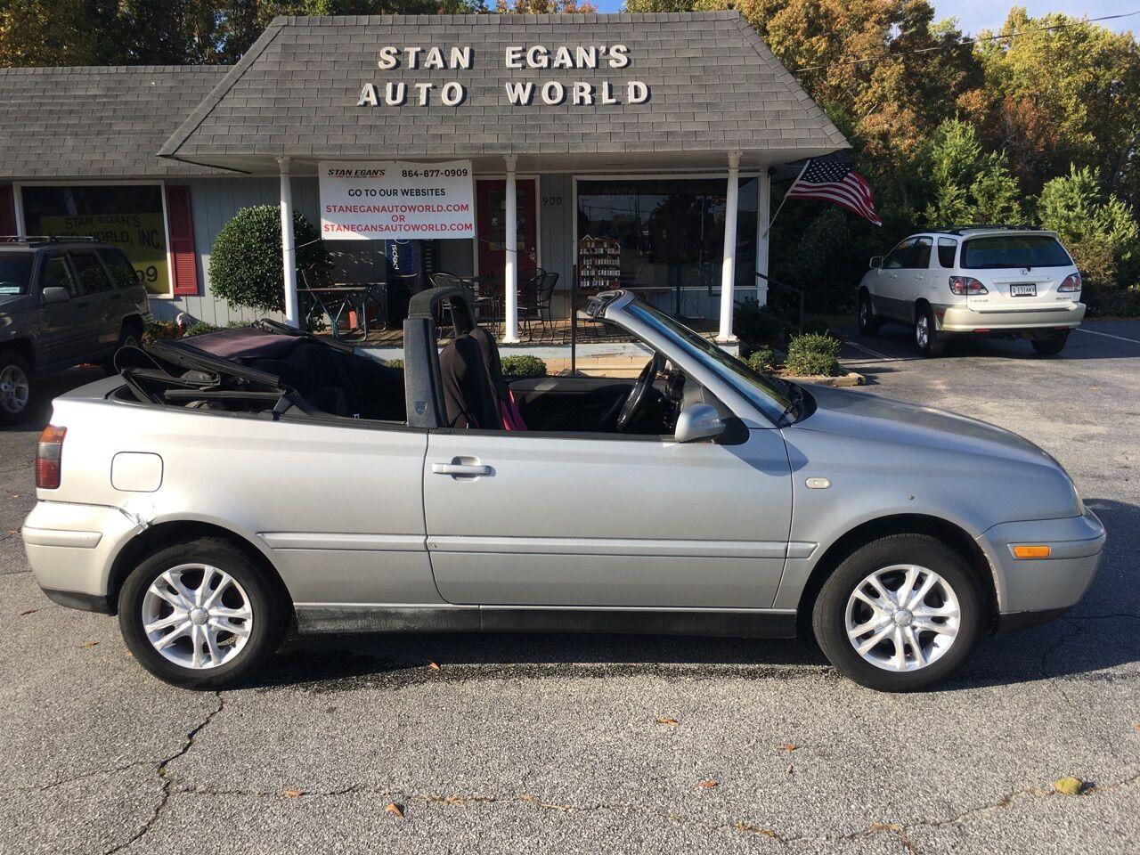Used Volkswagen Cabrio For Sale Carsforsale Com