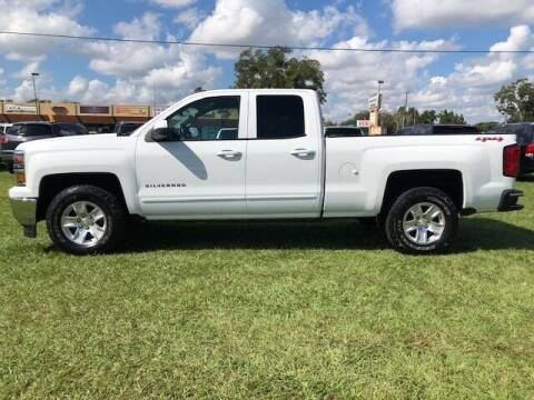 2015 Chevrolet Silverado 1500 for sale at Unique Motor Sport Sales in Kissimmee FL