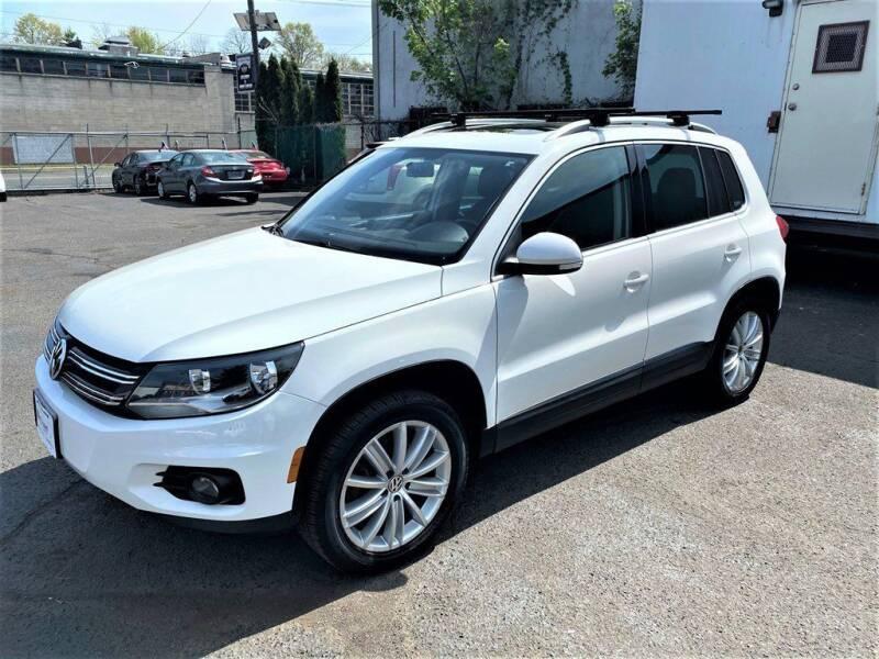 2012 Volkswagen Tiguan for sale at Exem United in Plainfield NJ
