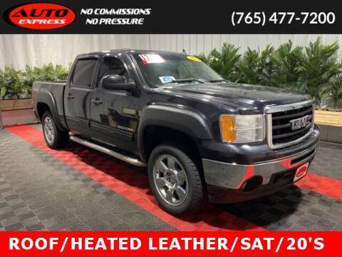 2010 GMC Sierra 1500 for sale at Auto Express in Lafayette IN