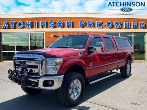 2014 Ford F-350 Super Duty for sale at Atchinson Ford Sales Inc in Belleville MI