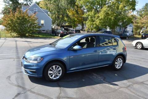 2019 Volkswagen Golf for sale at Absolute Auto Sales, Inc in Brockton MA