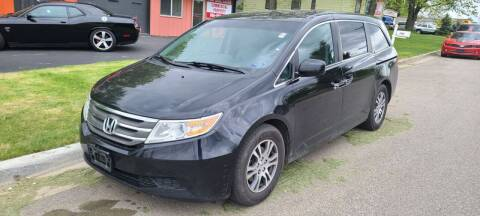 2011 Honda Odyssey for sale at Steve's Auto Sales in Madison WI