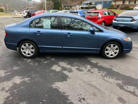 2008 Honda Civic for sale at CHRIS AUTO SALES in Cincinnati OH