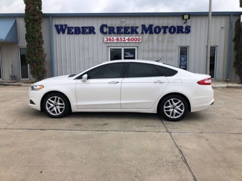2013 Ford Fusion for sale at Weber Creek Motors in Corpus Christi TX