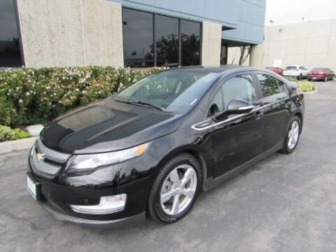 2012 Chevrolet Volt for sale at Pennington's Auto Sales Inc. in Orange CA