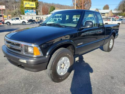 1994 Chevrolet S-10 for sale at MCMANUS AUTO SALES in Knoxville TN