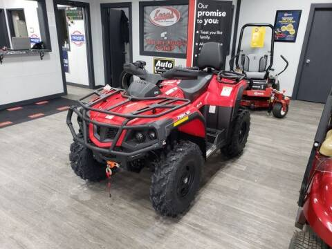 2020 Hisun Tactic 750 for sale at Koop's Sales and Service in Vinton IA