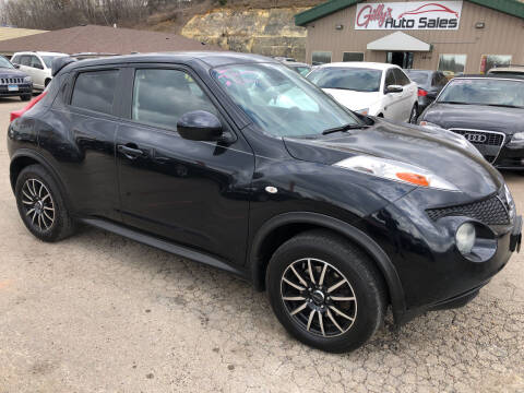 2011 Nissan JUKE for sale at Gilly's Auto Sales in Rochester MN