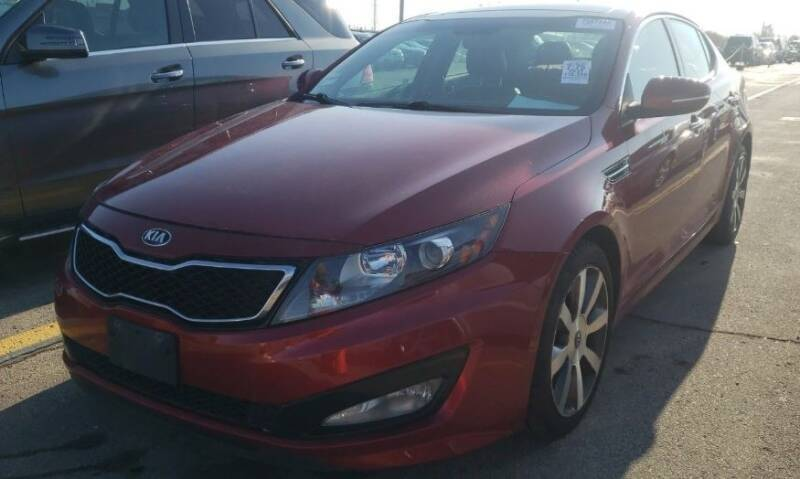 2013 Kia Optima SX 4dr Sedan - Detroit MI
