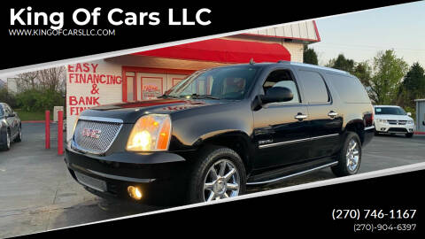 2010 GMC Yukon XL for sale at King of Cars LLC in Bowling Green KY