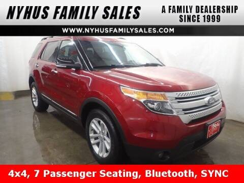 2015 Ford Explorer for sale at Nyhus Family Sales in Perham MN