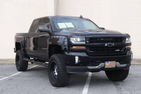 2017 Chevrolet Silverado 1500 for sale at El Compadre Trucks in Doraville GA