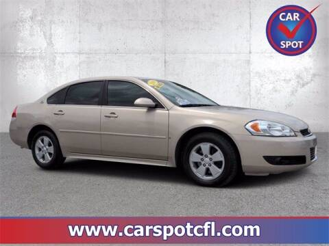 2010 Chevrolet Impala for sale at Car Spot Of Central Florida in Melbourne FL