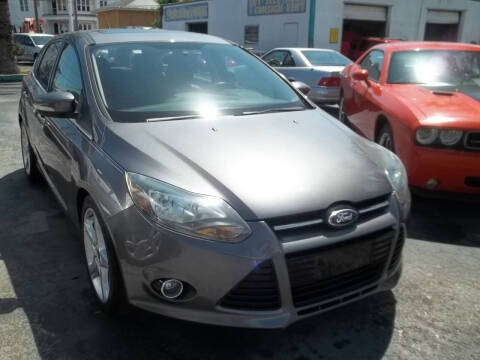 2014 Ford Focus for sale at PJ's Auto World Inc in Clearwater FL