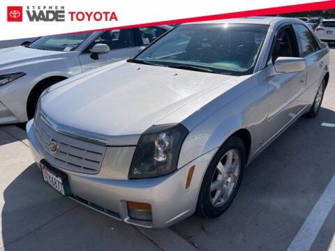 2007 Cadillac CTS for sale at Stephen Wade Pre-Owned Supercenter in Saint George UT