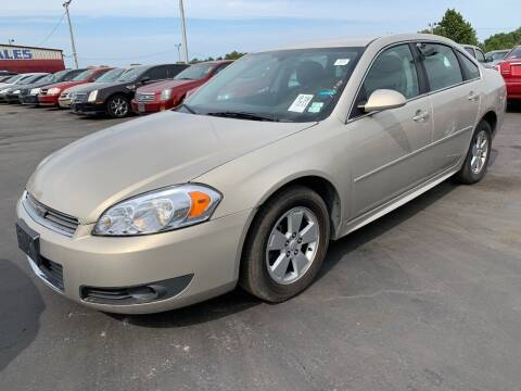 2011 Chevrolet Impala for sale at American Motors Inc. - Cahokia in Cahokia IL