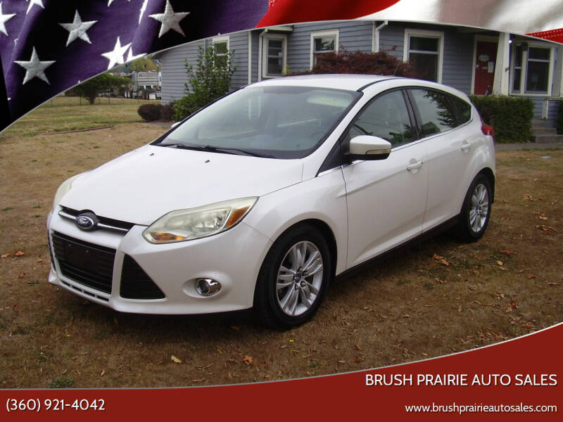 2012 Ford Focus for sale at Brush Prairie Auto Sales in Battle Ground WA