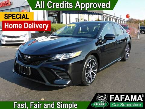 2019 Toyota Camry for sale at FAFAMA AUTO SALES Inc in Milford MA