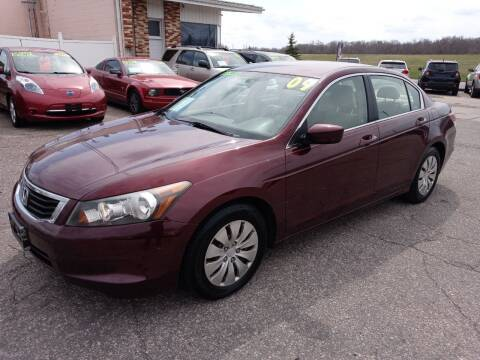 2009 Honda Accord for sale at River Motors in Portage WI